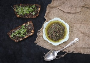 Hemp Recipe Chimichurri
