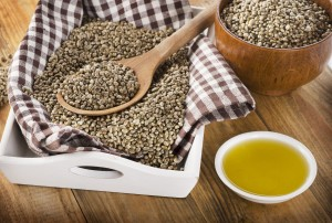 Hemp Oil and Hemp Seeds