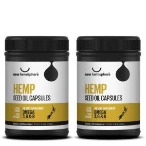 480x Hemp Capsules