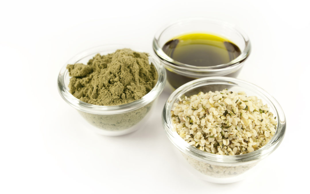 Our Hemp Seed Food