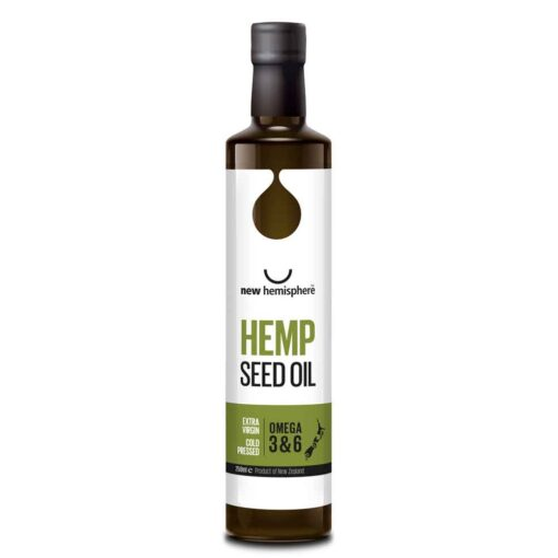 250ml Hemp Oil NZ