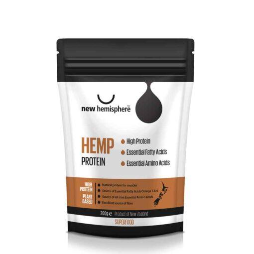 200g Hemp protein powder nz