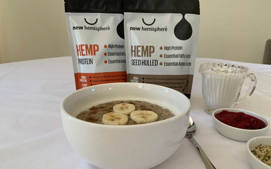 The Perfect Combo Porridge