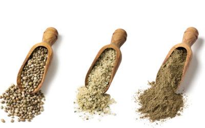 Are Hemp Seeds the same as Hemp hearts?
