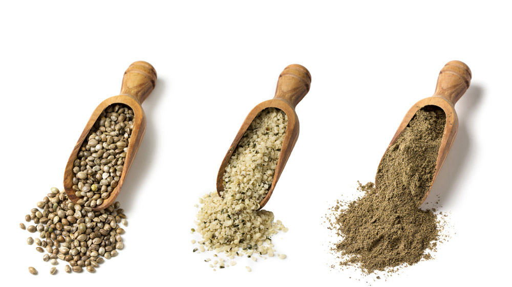 Are Hemp Seeds the same as Hemp hearts?