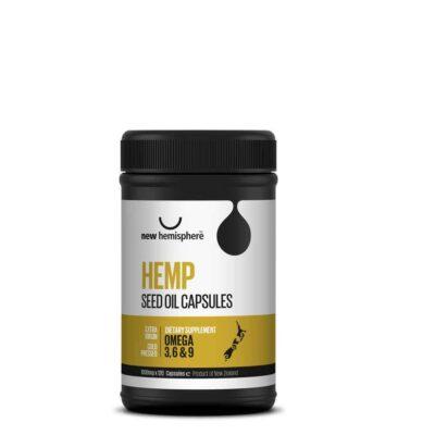 120x Hemp Capsules